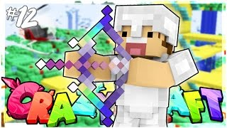 Download CREATING THE ULTIMATE BOW!   EP 12   Crazy Craft 3.0 (Minecraft Youtuber Server) Video