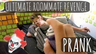 Download Ultimate Roommate Revenge Pranks! | ThatcherJoe Video