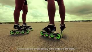 Download NEW - Rollerblade Powerblade GTR presentation. Video