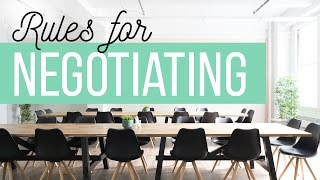 Download How To Be A Good Negotiator | The Financial Diet Video