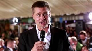 Download Allied: Brad Pitt Movie Premiere Interview Video