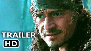 Download PIRATES OF THE CARIBBEAN 5 Will Turner Trailer (2017) Dead Men Tell No Tales, Disney Movie HD Video