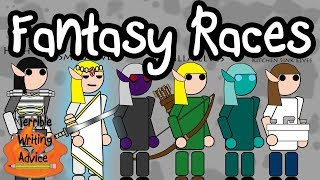 Download FANTASY RACES - Terrible Writing Advice Video