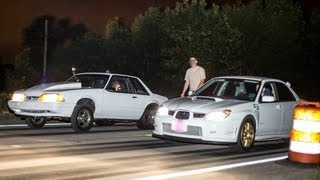 Download 600 - 1100 HP Cars STREET RACING | Mini Cash Days 2013 Video