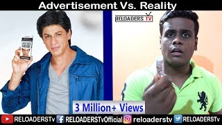 Download Advertisement Vs Reality | Ads Vs Reality Video