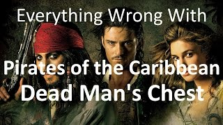 Download Everything Wrong With Pirates of the Caribbean: Dead Man's Chest Video
