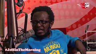 Download Top Comedian Proff Hammo in studio Part 1 Video