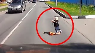 Download 20 LUCKIEST PEOPLE CAUGHT ON CAMERA Video