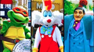 Download Top 5 Weird & Extinct Characters from Disney Theme Parks! Video
