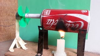 Download Free Energy Steam Power Generator a cool science project with easy way Video