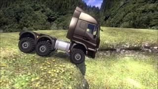 Download Euro Truck Simulator 2 Offroad ″Klettermax″ + Mod & Download link Video