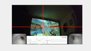 Download Eyetracking while playing Overwatch Video