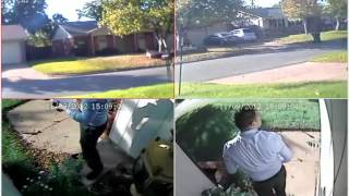 Download AT&T Sales Rep tries to steal my Amazon package! Video