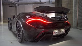 Download McLaren P1 - Roaring Twin Turbo V8 sounds! Video
