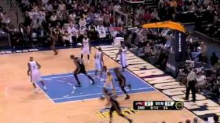 Download Miami Heat vs Denver Nuggets January 13th 2011 Video
