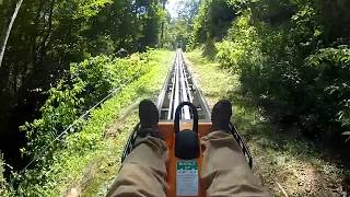 Download Pigeon Forge Alpine Coaster POV GoPro Fast! Video