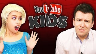 Download Why We Need To Talk About The Insane YouTube Kids Problem… #Elsagate Video