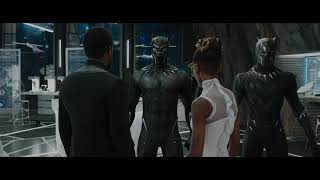 Download Black Panther (2018) - Trailer Video