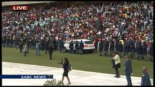 Download Senzo Meyiwa's funeral service Video