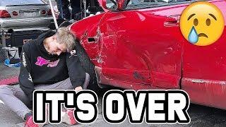 Download RIP SKYLINE - DRIFT CRASH AT NIKKO CIRCUIT! Video