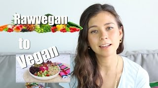 Download I'M NOT RAW VEGAN ANYMORE? Video