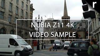 Download Nubia Z11 camera test video sample (4K UHD) Video