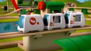 Download BRIO World - Monorail Video