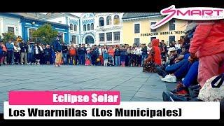 Download Eclipse Solar- Los Municipales y Las Vendedoras I Cómicos Ambulantes - (Quito - Ecuador) Video
