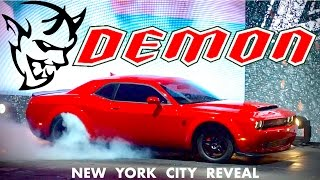 Download 2018 Dodge Demon: VIP EVENT (My Experience) Video