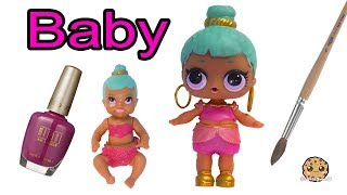 Download DIY Custom LOL Surprise Genie As Barbie Baby ! Painting Craft Video Video