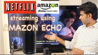 Download Full Potential of Amazon Echo - Jarvis Skill - Part-7 (Netflix and Amazon Prime Videos) Video