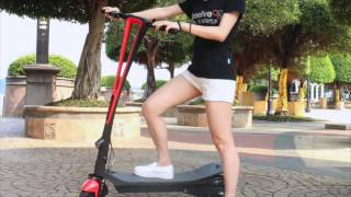 Download 【WHEELive】inmotion lively electric scooter Video