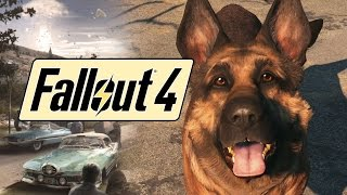 Download Fallout 4 News: Todd Howard Talks Dogmeat & Companions; Meet The Real Life Dogmeat! Video