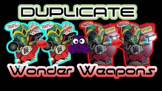 Download Zombies in Spaceland - HOW TO DUPLICATE THE BUILDABLE WONDER WEAPONS - Infinite Warfare Zombies Video