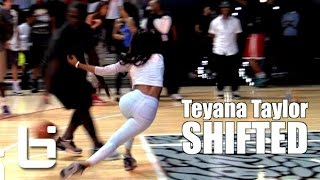 Download Teyana Taylor Gets CROSSED Up BAD But Still Looks Good! Video