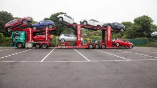 Download Beamish Transport Loading 9 Car load Video