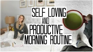 Download My Self Love & Productive Morning Routine Video