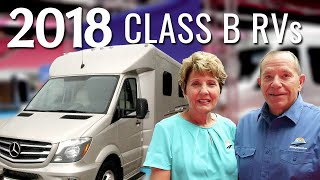 Download The Latest in Class B-Plus RV's: New Leisure Travel and Pleasure-Way Models Video