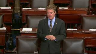 Download Rand Paul's BRILLIANT Speech on US Government Wasting Your Money Video