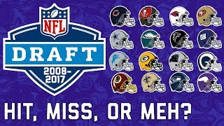 Download Every NFC Team's Last 10 1st Round Draft Picks & How They Fared in the NFL | NFL Highlights Video