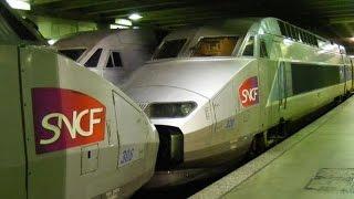 Download Gare Montparnasse - TGV Atlantique, Duplex, Dasye, Z 26500, Z 55500, B 84500 Video