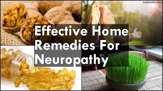 Download Home Remedies For Neuropathy Video
