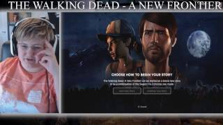 Download The Walking Dead A New Frontier Playthrough Episode 1 Part 1- Family Disputes Video