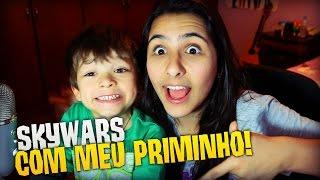 Download SKYWARS COM O MEU PRIMINHO! Video