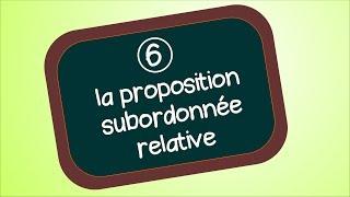 Download La proposition subordonnée relative Video