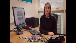 Download Amy Hardiman - Mac Léinn - Bm (Gaeilge) Ollscoil Na Héireann, Gaillimh Video