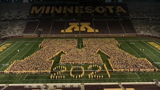 Download Time Lapse: UMN Class of 2021 Forms ″M″ at Pride & Spirit! Video