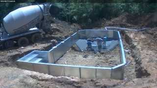 Download 2013 Grecian Pool Construction Time Lapse Video