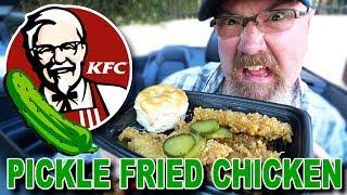 Download KFC 🥒🍗 PICKLE FRIED CHICKEN + DRIVE THRU RAGE! LOL Video