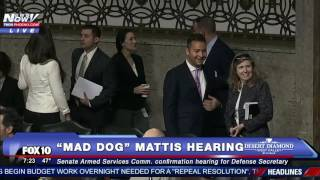 Download FNN: Hearings for Mike Pompeo - Donald Trump's CIA Pick FULL COVERAGE Mad Dog Mattis Hearing Video